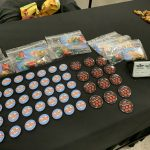 "Buttons and ""OK Boomer"" grab-bags"