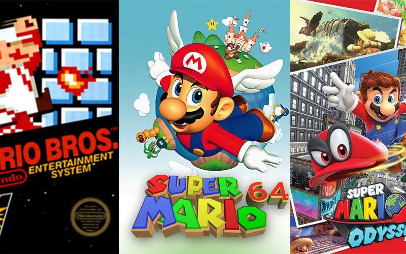 Super Mario Bros. Thumbnail