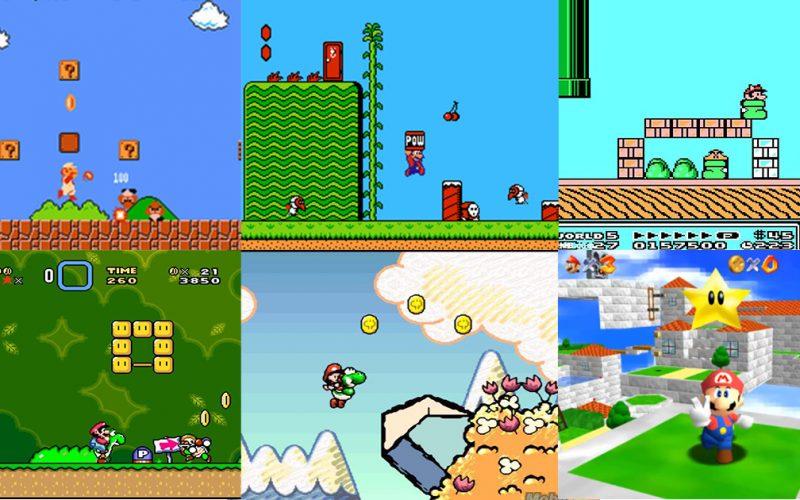 Mario Bros. Thumbnail